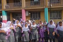 45 مدرسه قصرشیرین برای شروع سال تحصیلی جدید آماده سازی شد