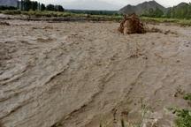 سیلاب به بخش های کشاورزی و روستایی خوی خسارت زد