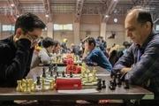 نبرد شطرنجبازان ارمنستانی و آذربایجانی برای صدرنشینی در جام کاسپین