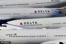 خسارت وارده بر اثر برخورد پلکان با هواپیما
