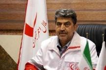 کاهش تعداد سیل زدگان حاضر در اردوگاه های اسکان اضطراری خوزستان  حضور بیش از ۴ هزار نفر از سیل زدگان در ۲۶ اردوگاه