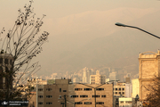 هوای تهران برای چهارمین روز متوالی در شرایط ناسالم برای گروه های حساس است
