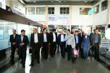 اعضای فراکسیون گردشگری مجلس وارد اردبیل شدند