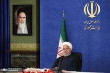 واکنش روحانی به رای دادگاه لاهه به نفع ایران