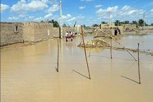سیلاب سبب تخلیه  شدن سه روستا در نیمروز شد