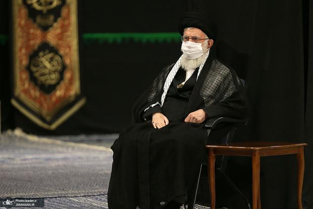 امسال نیز مراسم عزاداری در حسینیه امام خمینی در حضور رهبرانقلاب بدون حضور جمعیت است