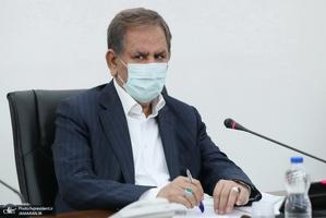 نشست مجمع شهرداران کلانشهرهای ایران با حضور اسحاق جهانگیری