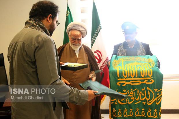 نمایندگی دفتر مرکزی آستان قدس رضوی در هرمزگان افتتاح شد
