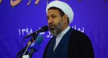امام جمعه کرمان وصیتنامه شهید سلیمانی را قرائت کرد
