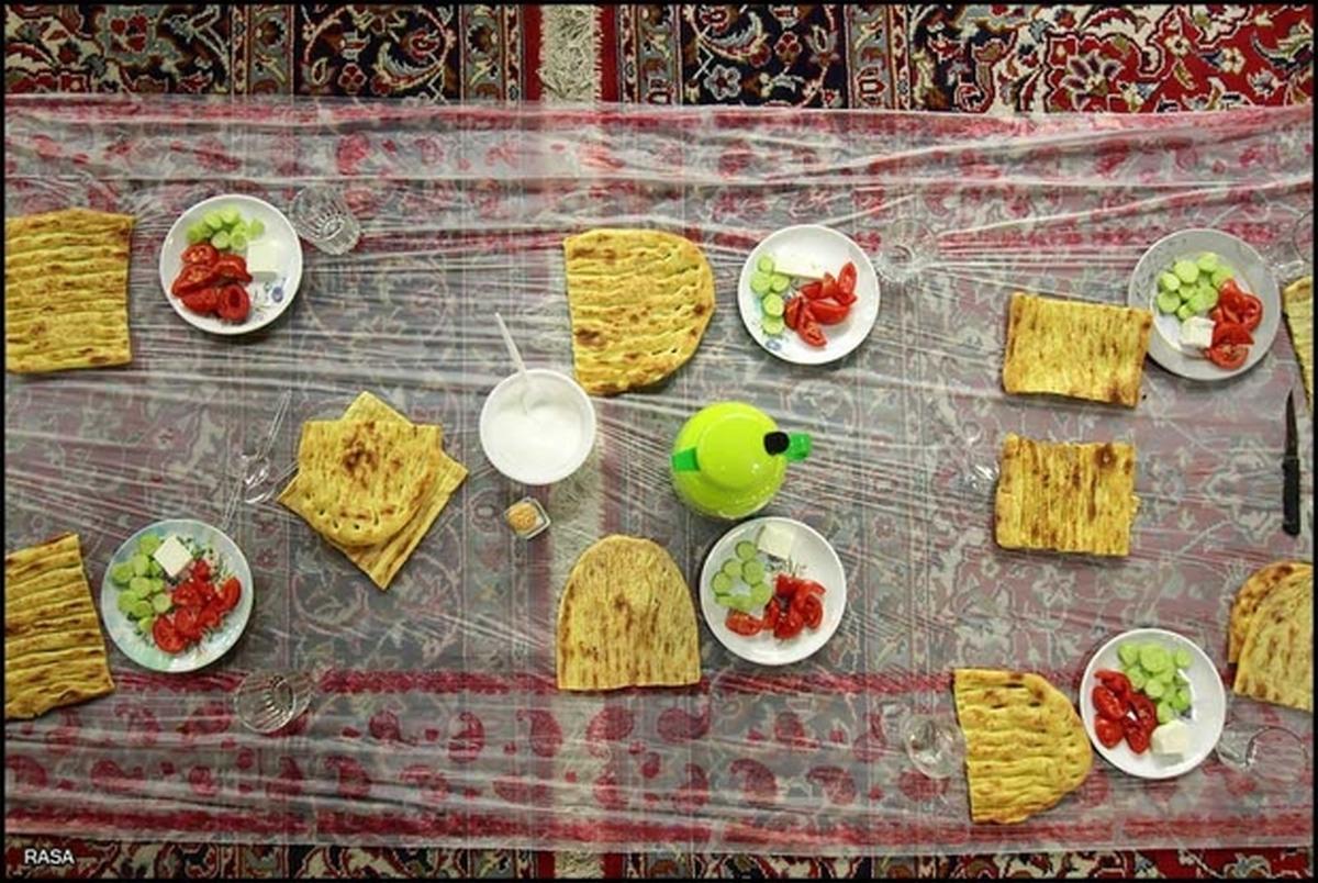 حداقل هزینه ماهیانه برای خورد و خوراک در تهران چقدر است؟