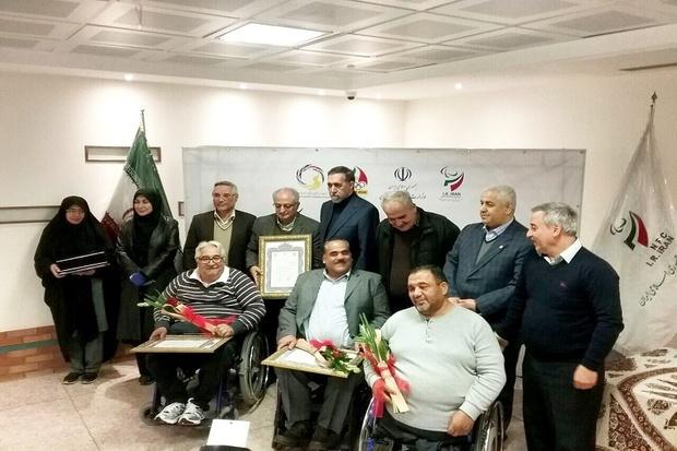 قهرمانان آذربایجان شرقی مدال خود را به موزه ورزش اهدا کردند