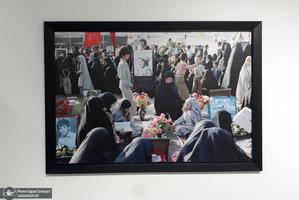 رونمایی از کتاب عکس«فرزندان روح الله» و افتتاح نمایشگاه «فرمانده من»