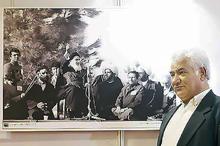 خالق عکس های ماندگار سخنرانی امام در بهشت زهرا(س) درگذشت + تصاویر