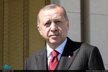اردوغان تلاش برای اجرای کودتا در ونزوئلا را محکوم کرد
