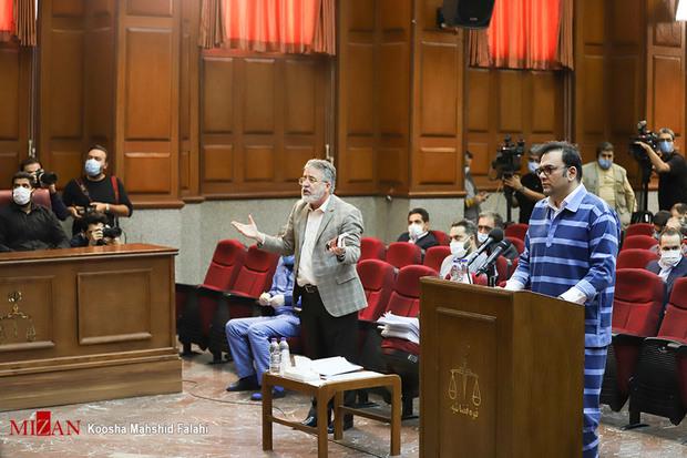 سومین جلسه دادگاه محمد امامی/ واریز بخشی از تسهیلات به حساب بازیگران