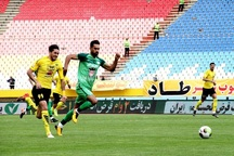 شهرآورد اصفهان با تساوی یک بر یک به پایان رسید