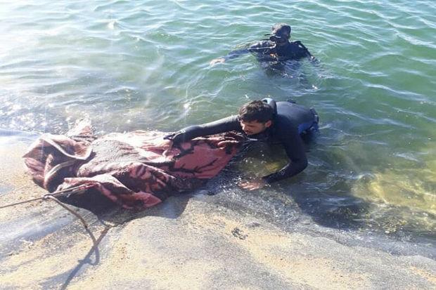 پیکر بی جان جوان غرق شده در سد دامغان کشف شد