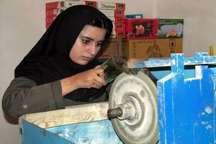 6500 مددجوی کمیته امداد خراسان شمالی آموزش فنی و حرفه ای می بینند
