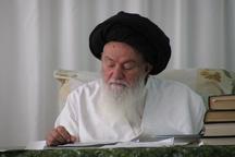 آیتالله العظمی حسینی شاهرودی دعوت حق را لبیک گفت