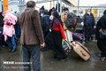 ۲۵ مسافر ترکیه ای در مرز بازرگان تحت نظر هستند