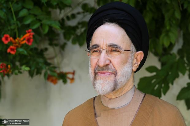 قدردانی سید محمد خاتمی از پیام های محبت آمیز به مناسبت 78 سالگی اش