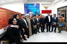 اتاق اندونزی در دانشگاه فردوسی مشهد افتتاح شد