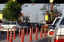 ورود 171 هزار و  612دستگاه وسیله نقلیه به قم