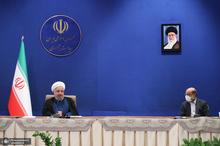 نشست مدیران ارشد صدا و سیما با حسن روحانی