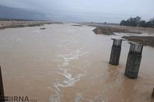 سیل 8 میلیارد ریال به شهر قلعه رئیسی خسارت زد