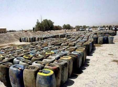 حامل سوخت قاچاق در خراسان جنوبی ۹۲۶ میلیون ریال جریمه شد