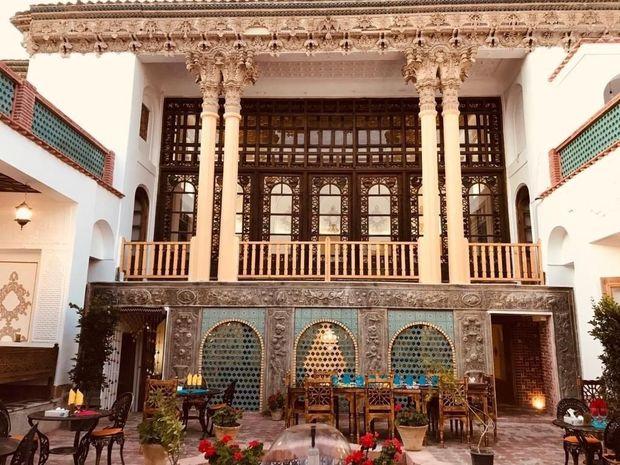 با هتل شیخ بهایی اصفهان آشنا بشوید