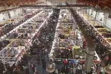 نمایشگاه فروش بهاره در قزوین گشایش یافت