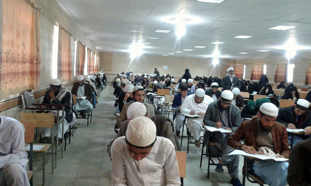 آزمون سراسری قرآن کریم در سیستان و بلوچستان آغاز شد