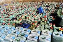9000 لیتر سوخت قاچاق در ماکو کشف شد