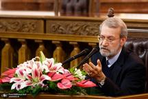 لاریجانی: اصل ۴۴ باید به درستی در کشور اجرا شود