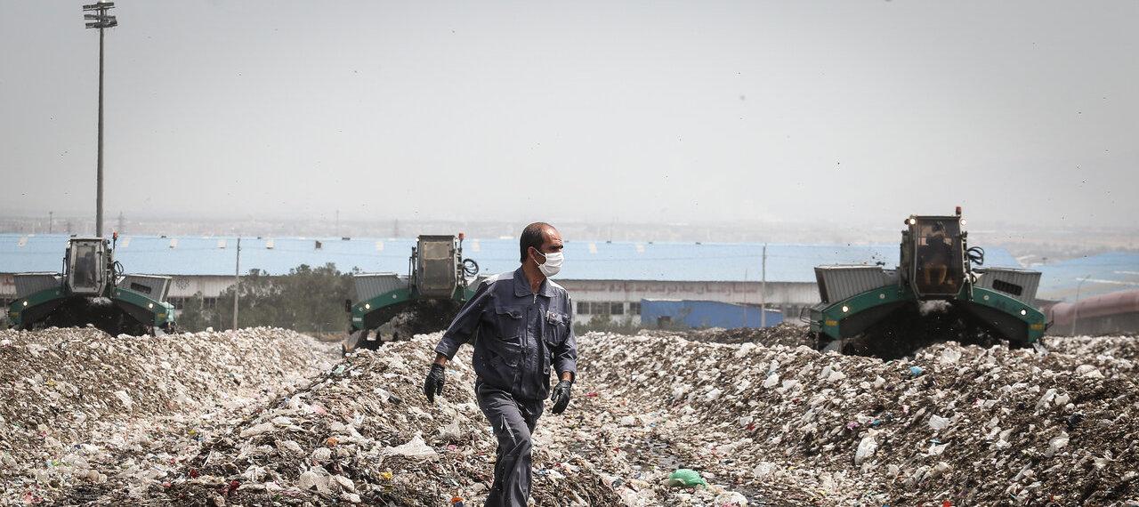 سوزاندن زباله ها و تولید گازهای سرطان زا