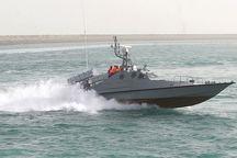 واکنش فرمانده ناو آمریکایی پس از رویارویی با قایق های ایرانی