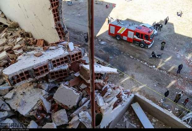 مقصران انفجار گلستان شهر بجنورد بازداشت شدند