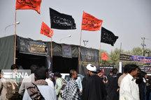 آبرسانی به موکبها در ۴ شهر عراق بر عهده آبفای تهران است
