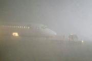 تأخیر چهار پرواز بوشهر به علت مه غلیظ صبحگاهی