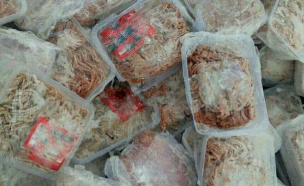 ۲ تن مواد غذایی غیرقابل مصرف در دماوند و پردیس معدوم شد