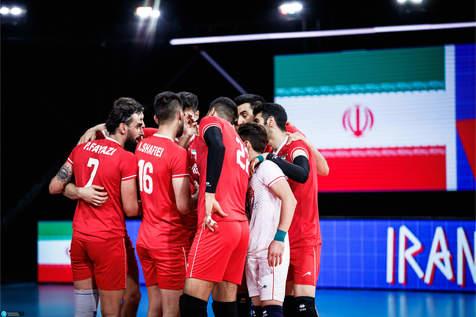 والیبال ایران به رده هشتم جهان بازگشت/ صعود دوباره ژاپن در رده بندی زنده جهانی
