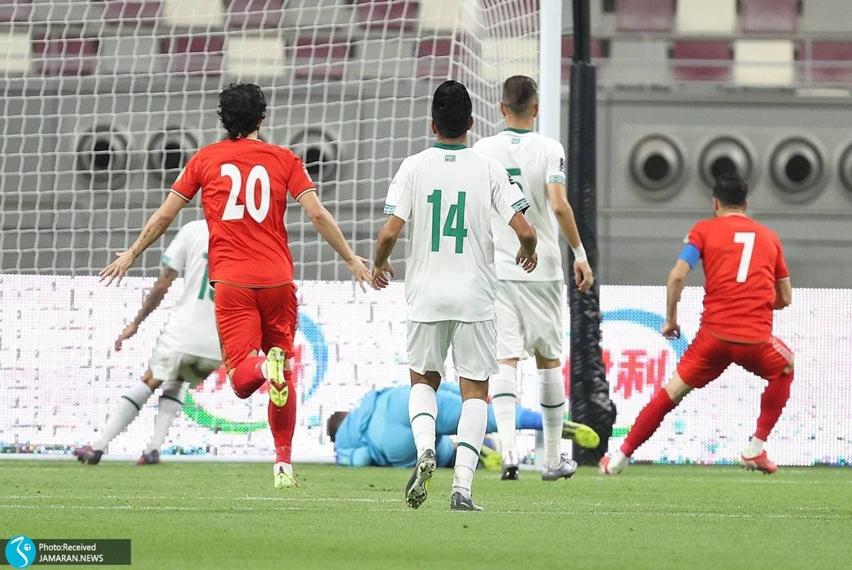 واکنش AFC به پیروزی دلچسب ایران مقابل عراق