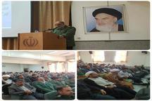 وحدت و بصیرت ملت ایران توطئه های دشمنان را خنثی می کند