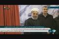 منطقه یک آزادراه تهران - شمال با حضور رئیس جمهور افتتاح شد