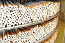 عامل قاچاق سیگار در قزوین جریمه شد