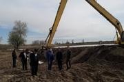 سه هکتار از اراضی تصرف شده در بستر رودخانه ارس آزادسازی شد