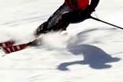 اسکی باز مدال آور فرانسوی کشته شد