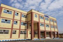 دو مدرسه خیرساز در سبزوار بهره برداری شد