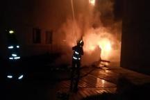اختلاف خانوادگی در نیشابور خانهای را به آتش کشید